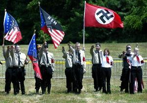 Американская нацистская партия зарегистрировала своего первого лоббиста в Вашингтоне