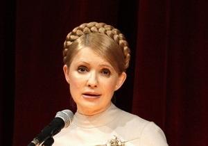 Тимошенко: Вырисовалась коалиция - Партия регионов, коммунисты и Наша Украина