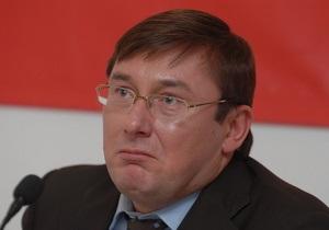 Луценко больше года не общается с Ющенко