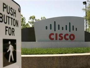 Прибыль Cisco Systems резко снизилась