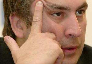 Саакашвили назвал главную причину проблем в Украине