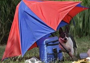 50-градусная жара в США может побить все рекорды