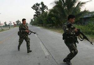 Полиция Филиппин освободила всех заложников, захваченных на юге страны