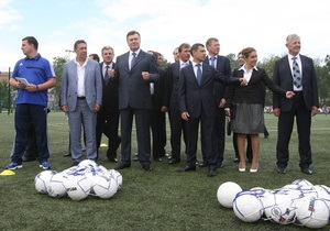 Корреспондент: Потемкинские города. Поездки Виктора Януковича по Украине превращаются в шоу