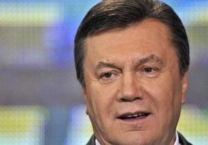 Янукович обратился к соотечественникам