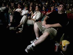 Посещаемость кинотеатров в Украине продолжает расти