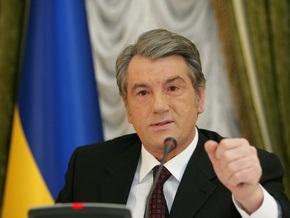 Ъ: Виктор Ющенко защищает дело Гонгадзе