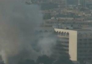 Сирийские повстанцы заявили о подрыве генштаба армии Асада в Дамаске