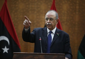 СМИ: В Триполи совершено покушение на нового премьера Ливии