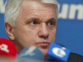 Литвин возложил ответственность за ситуацию в Украине на БЮТ и ПР