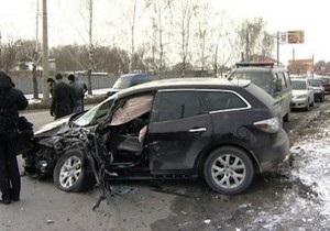 СМИ: В Харькове произошло ДТП с участием сына известного в городе адвоката