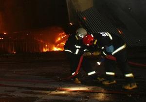 В Японии горела китайская школа. Полиция рассматривает версию поджога в ответ на антияпонские демонстрации