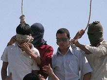 Иран запретил СМИ публиковать фотографии казней