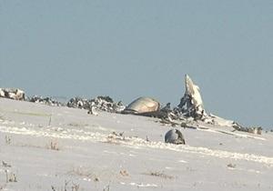 Очевидцы рассказали об обстоятельствах крушения Ан-72 с высокопоставленными военными в Казахстане