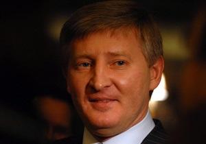 Ахметов: В страну, где нет честных судов, инвестор не придет