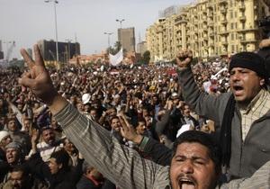 Минздрав Египта сообщил о росте числа жертв столкновений