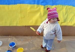 Минюст Украины назвал самые редкие и популярные имена в 2009 году