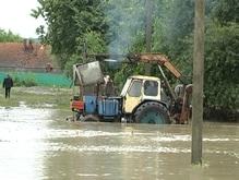 От сильных дождей пострадали Львовская и Одесская области