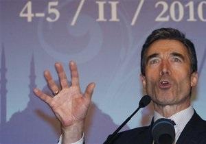 Генсек НАТО определился с проектом новой стратегической концепции альянса