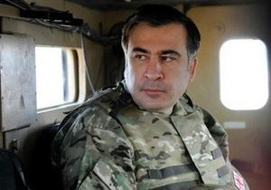 Саакашвили: США помогут Грузии защитить ее территорию