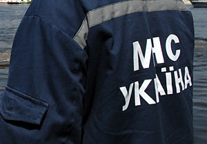 В Киеве в результате  ДТП на Южном мосту  произошла утечка химического вещества