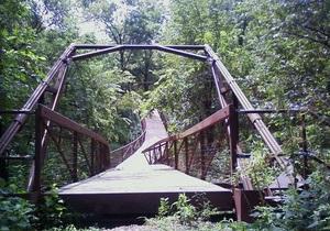 В США двое братьев разобрали мост, чтобы продать его на металлолом