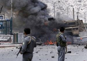 Талибы атаковали американскую военную базу в Афганистане