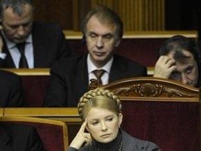 СМИ: БЮТ и Партия регионов организовали отставку Огрызко