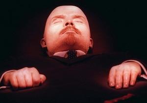 Коммунисты сравнили мумию Ленина с мощами Ильи Муромца в Киево-Печерской лавре