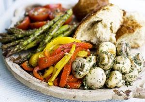На посту. Пять свежих кулинарных идей на выходные