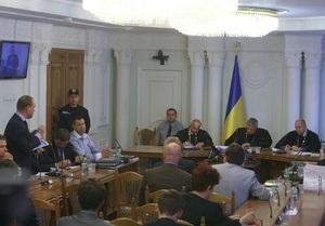 Чтобы выговорились и успокоились: судья по делу Тимошенко объявил получасовой перерыв