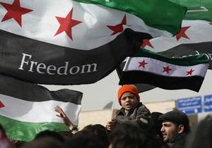 Sueddeutsche Zeitung: Переходного правительства в Сирии в ближайшее время не будет