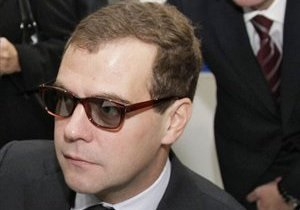 Медведев считает, что вопрос защиты от метеоритов нужно решать всем государствам сообща
