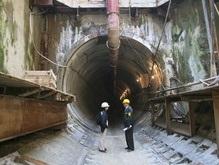 Мирошников рассказал о проблемах строительства метро на Теремки