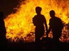 В Болгарии горит крупнейший военный завод