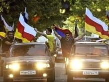 Кокойты заявил о намерении Южной Осетии войти в состав РФ