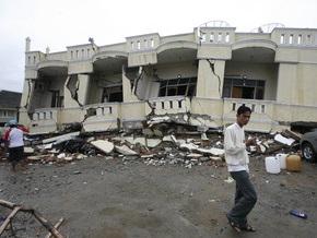 Число жертв землетрясений в Индонезии достигло 1100 человек