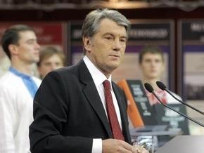 Ющенко: Медведев унизил миллионы погибших украинцев