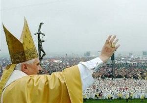 Одежду для нового Папы Римского шьет украинка - СМИ