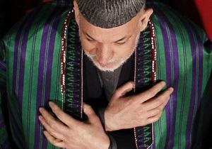 Афганское правительство созывает совет старейшин и приглашает туда талибов
