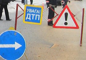 В Харькове во время преследования правонарушителя машина ГАИ сбила насмерть пешехода