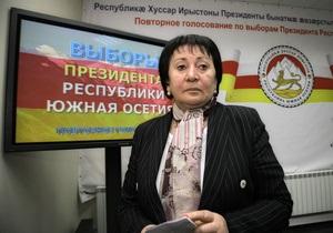 Верховный суд Южной Осетии признал законной отмену итогов президентских выборов