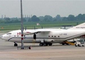 В немецком аэропорту сгорел украинский самолет