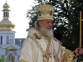 Патриарх Кирилл недоволен тем, что УПЦ МП не имеет кафедрального собора во Львове