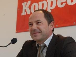 Тигипко: Меня просто прет от политики. Мне в кайф
