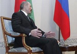 Лукашенко: Я привержен развитию отношений с РФ