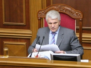 Литвин заявил, что Ющенко наложит вето на законы о выборах и оздоровлении банков