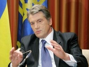 Ющенко просит КС растолковать, имеет ли Рада право увольнять главу НБУ