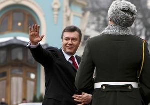 Левочкин: Янукович наводит элементарный порядок
