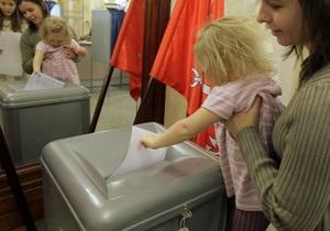 В Приднестровье запретили использовать экзит-полы во время выборов